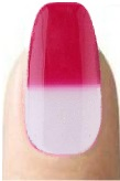 pink UV LED Gel Nail Polish
