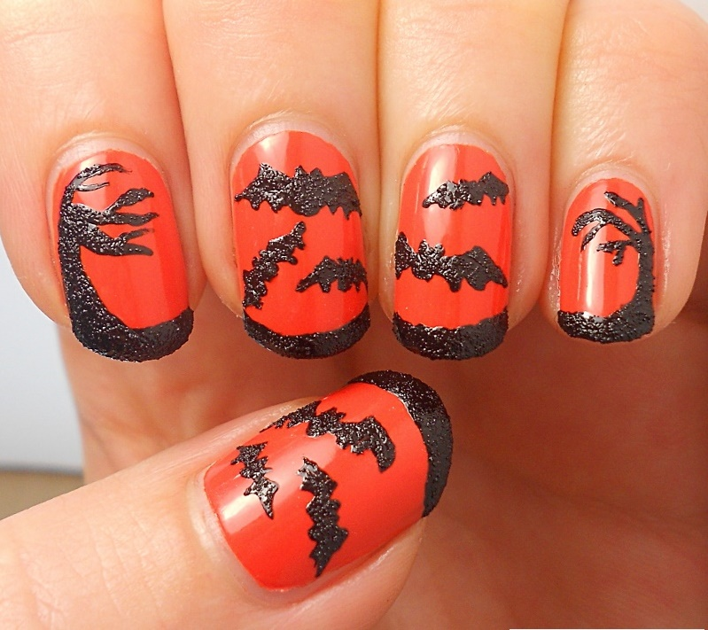 gel-polish-nail-hlloween